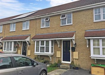 Thumbnail 3 bed terraced house for sale in Cranmere Court, Strood, Rochester, Kent
