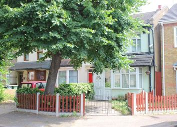 Thumbnail 3 bed end terrace house for sale in Stratford, London, England