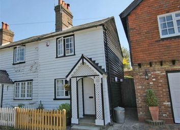 Thumbnail 2 bed cottage for sale in The Street, Sedlescombe, East Sussex