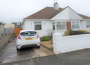 Thumbnail 2 bed semi-detached bungalow for sale in Masefield Mews, Cefn Glas, Bridgend.