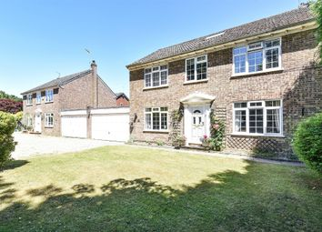 Thumbnail 5 bed detached house for sale in Lymington Bottom, Four Marks, Alton, Hampshire