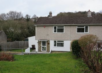 Thumbnail 2 bed semi-detached house for sale in Frontfield Crescent, Plymouth