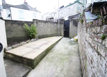 Thumbnail 1 bed flat for sale in Winston Avenue, Plymouth