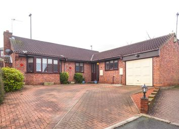 Thumbnail 3 bed detached bungalow for sale in The Willows, Crigglestone, Wakefield, West Yorkshire