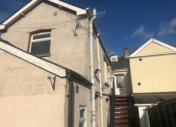 Thumbnail 1 bedroom flat to rent in 73 Commercial Street, Risca