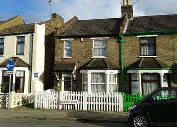 Thumbnail 2 bed end terrace house for sale in Albany Road, Chislehurst