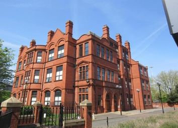 Thumbnail 1 bed flat to rent in School House, Manchester