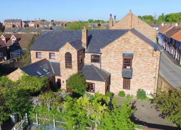 Thumbnail 5 bed town house for sale in Fullers Earth, James Street, Louth