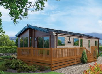Thumbnail 3 bed mobile/park home for sale in Malvern View Country & Leisure Park, Stanford Bishop, Worcester