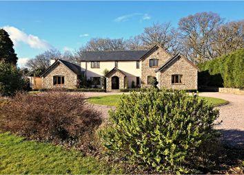 Thumbnail 4 bed country house for sale in Church Walk, Yorkley, Lydney