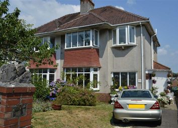 Thumbnail 3 bed semi-detached house for sale in Cherry Grove, Swansea