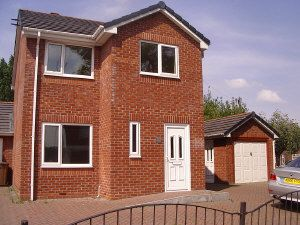 Thumbnail 3 bed detached house to rent in Hard Lane, St Helens