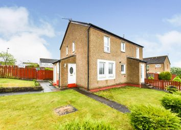 Thumbnail 1 bedroom end terrace house for sale in Mearns Way, Bishopbriggs, Glasgow