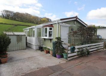 Thumbnail 2 bedroom mobile/park home for sale in Beechdown Park, Totnes Road, Paignton