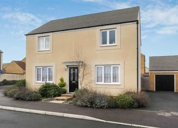 Thumbnail 4 bed detached house for sale in Sanders Close, Swindon