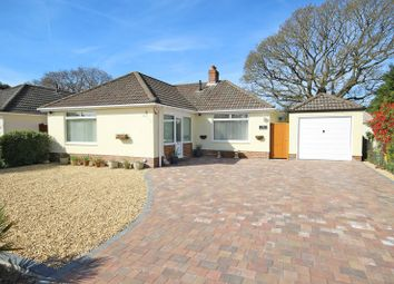 Thumbnail 2 bed detached bungalow for sale in Ashmore Avenue, Barton On Sea, New Milton