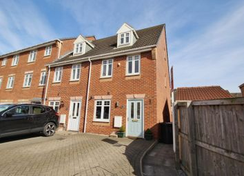Thumbnail 3 bed end terrace house for sale in Staunton Park, Kingswood, Hull, East Yorkshire