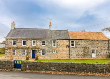Thumbnail 4 bed farmhouse for sale in Rue De Palloterie, St. Pierre Du Bois, Guernsey