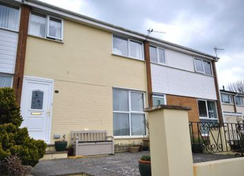 Thumbnail 3 bed terraced house for sale in Broadgate Close, Barnstaple