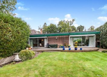 Thumbnail 4 bed detached bungalow for sale in Reading Road, Wokingham