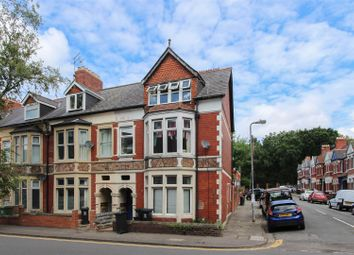 Thumbnail 4 bed block of flats for sale in Romilly Road, Canton, Cardiff