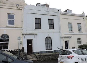 Thumbnail 1 bedroom flat to rent in Mount Street, North Hill, Plymouth