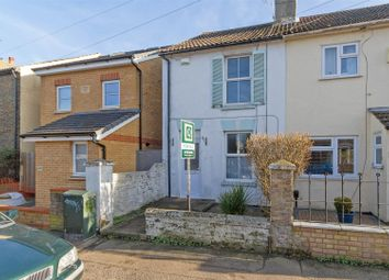 Thumbnail 2 bed end terrace house for sale in Park Road, Sittingbourne