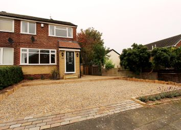 Thumbnail 3 bedroom property for sale in Church Avenue, Meanwood, Leeds