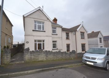 Thumbnail 4 bed semi-detached house for sale in Westbourne Road, Neath