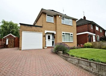Thumbnail 3 bed detached house for sale in Kinnersley Avenue, Kidsgrove, Stoke-On-Trent
