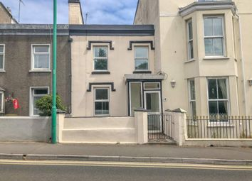 Thumbnail 3 bed terraced house to rent in 34 Bowring Road, Ramsey
