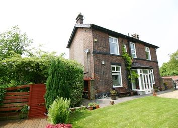 Thumbnail 4 bed detached house to rent in Broomfield Cottage, Back Of Bury New Road, Whitefield