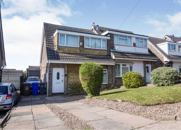 Thumbnail 3 bed semi-detached house for sale in Warmson Close, Stoke-On-Trent