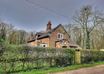 Thumbnail 3 bed country house for sale in East Carlton, Norwich