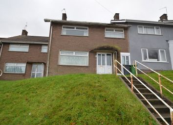 Thumbnail 3 bed end terrace house for sale in Pentrebane Road, Fairwater, Cardiff