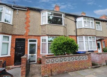 Thumbnail 3 bed terraced house for sale in Pleydell Road, Delapre, Northampton