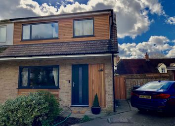 Thumbnail 3 bed semi-detached house for sale in Francis Gardens, Winchester