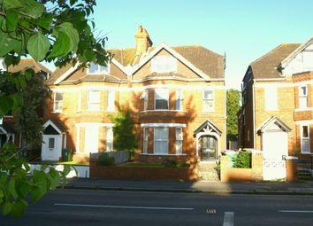 Thumbnail 2 bedroom flat to rent in Beachborough Road, Folkestone