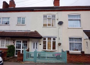 Thumbnail 2 bed terraced house for sale in Highfield Street, Hugglescote