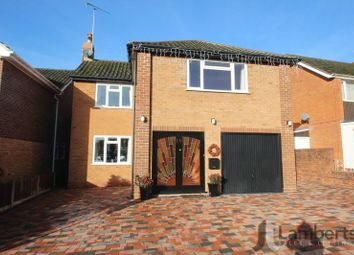 Thumbnail 4 bed detached house for sale in Tynsall Avenue, Webheath, Redditch