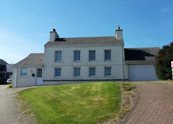 Thumbnail 3 bed detached house to rent in Santon, Ballaquiggin