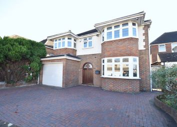 Thumbnail 6 bed detached house for sale in Kingsdown Avenue, Luton