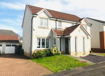 Thumbnail 3 bed semi-detached house for sale in Midton Crescent, Moodiesburn
