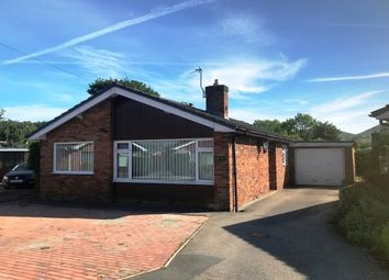 Thumbnail 3 bed bungalow to rent in Bryn Rhydd, Ruthin