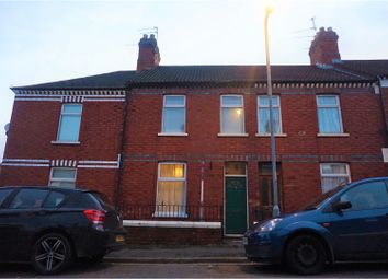 Thumbnail 3 bed terraced house for sale in Florentia Street, Cardiff