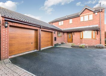 Thumbnail 5 bed detached house for sale in The Hamlet, Eggborough, Goole