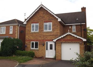 Thumbnail 4 bed detached house for sale in Oakmere Close, Edwalton, Nottingham