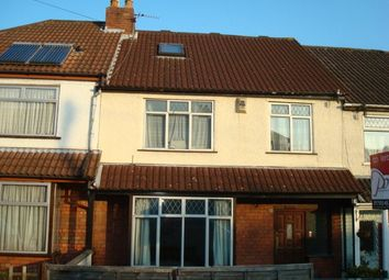 Thumbnail 4 bedroom terraced house to rent in Parkstone Avenue, Horfield, Bristol