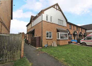 Thumbnail 2 bed detached house for sale in Heron Way, Cullompton