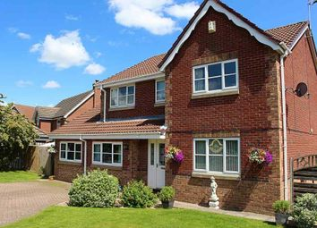 Thumbnail 4 bed detached house to rent in Abbey Mill View, Knaresborough